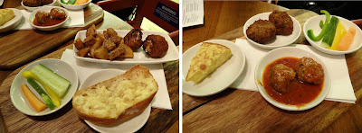 La Tasca at Manchester Trafford Centre, Restaurant review