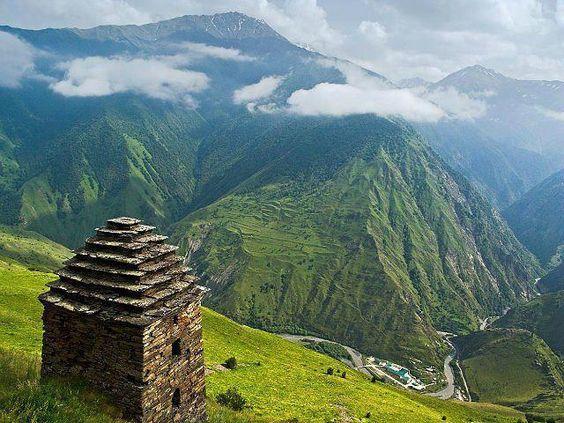 Le Grand Jihâd - Soufisme en Tchétchénie (vidéos)