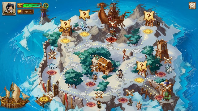 Braveland Pirate Free Download PC Games