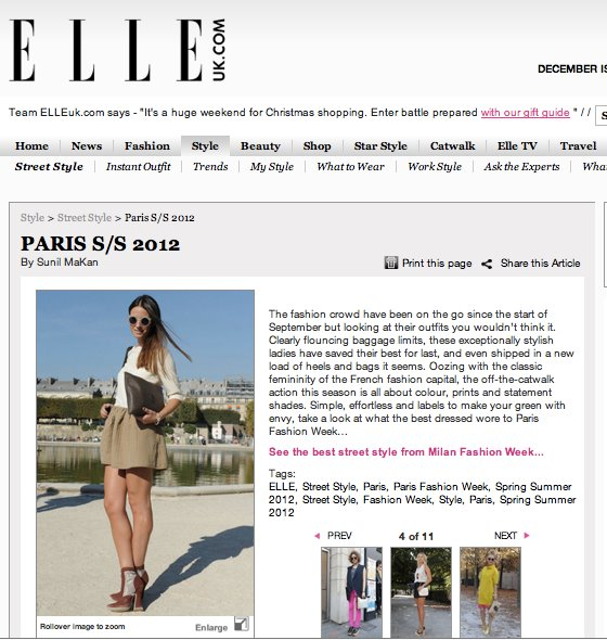Elle+UK Press