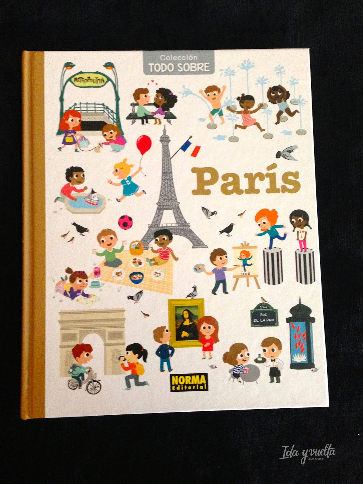 Todo sobre París