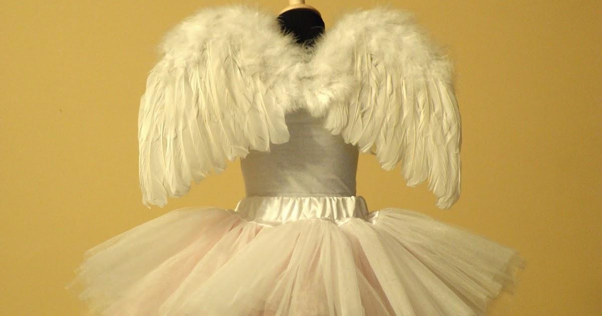 Как самой сшить костюм ангела