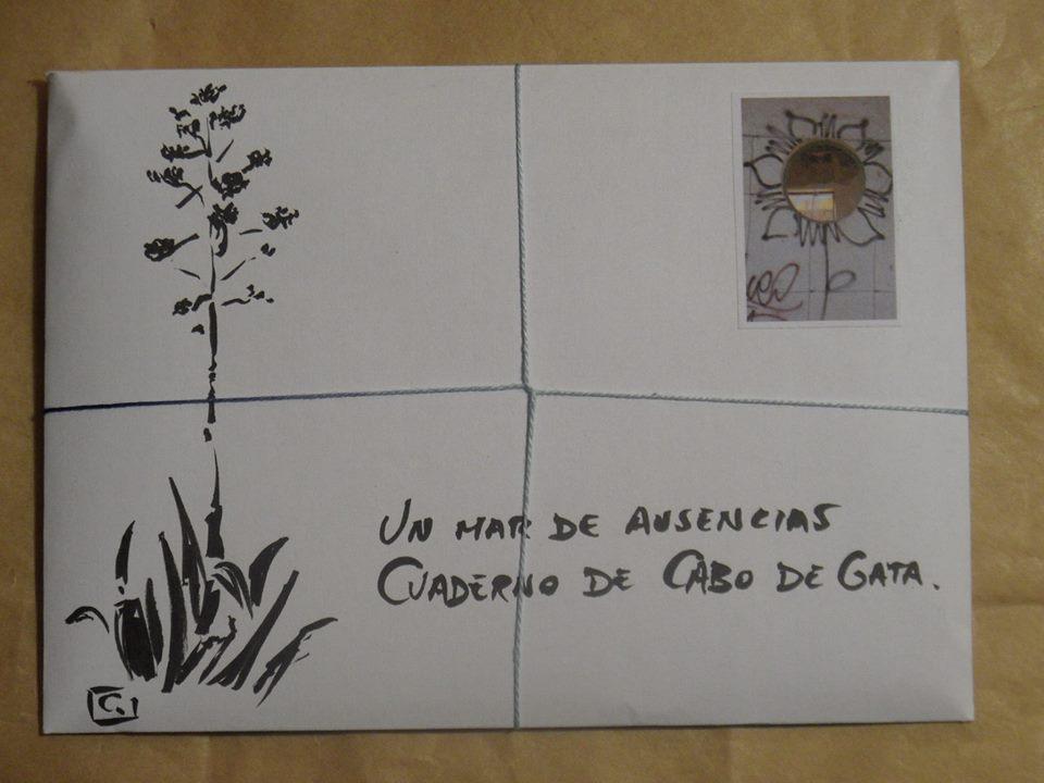 Un mar de ausencias / Cuaderno de Cabo de Gata