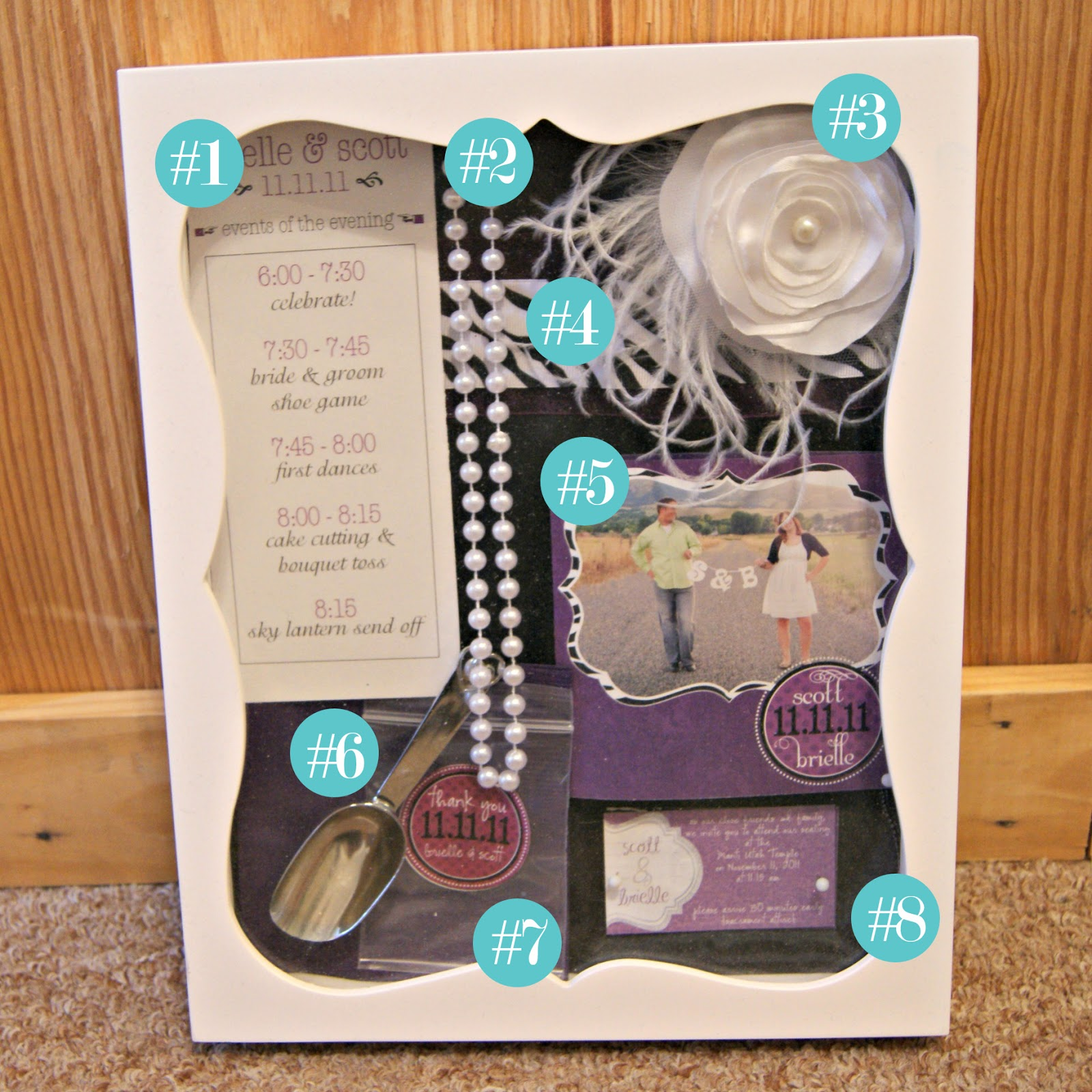 hobby+craft+wedding+invitation+ideas hobby lobby wedding invitations Shadow Box Hobby Lobby 10 with 50 off coupon DSC