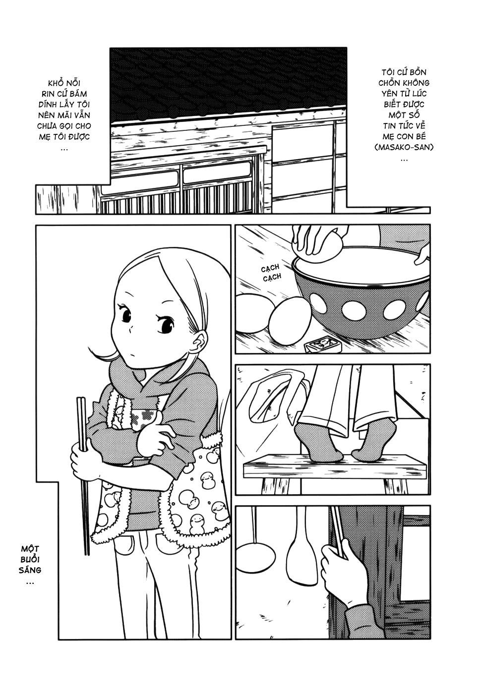 Usagi Drop chap 8 Trang 3 - Mangak.info