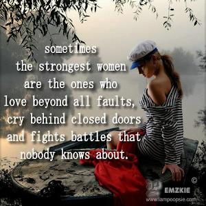 ~ ~ ~STRONG WOMEN~ ~ ~
