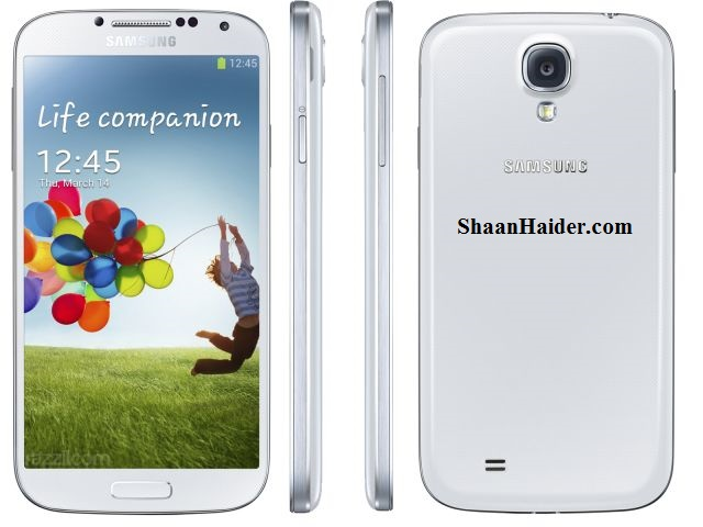 Samsung GALAXY S4 : Full Specs and Features