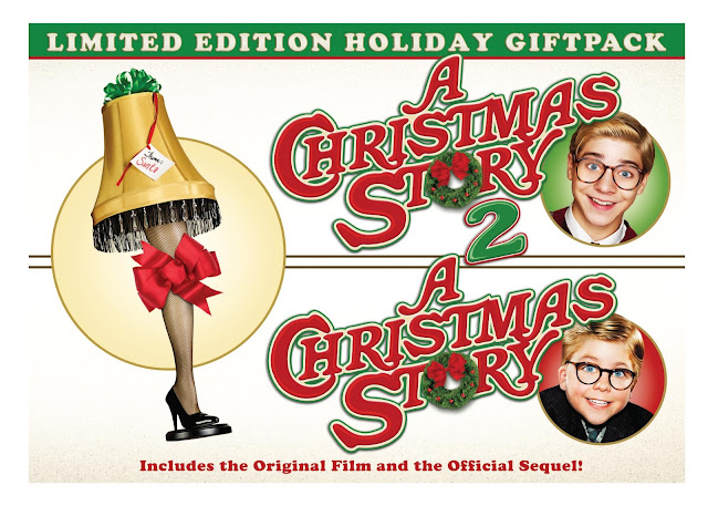 A Christmas Story Limited Edition Giftpack
