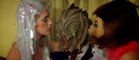 Bordello scene from Galaxina film
