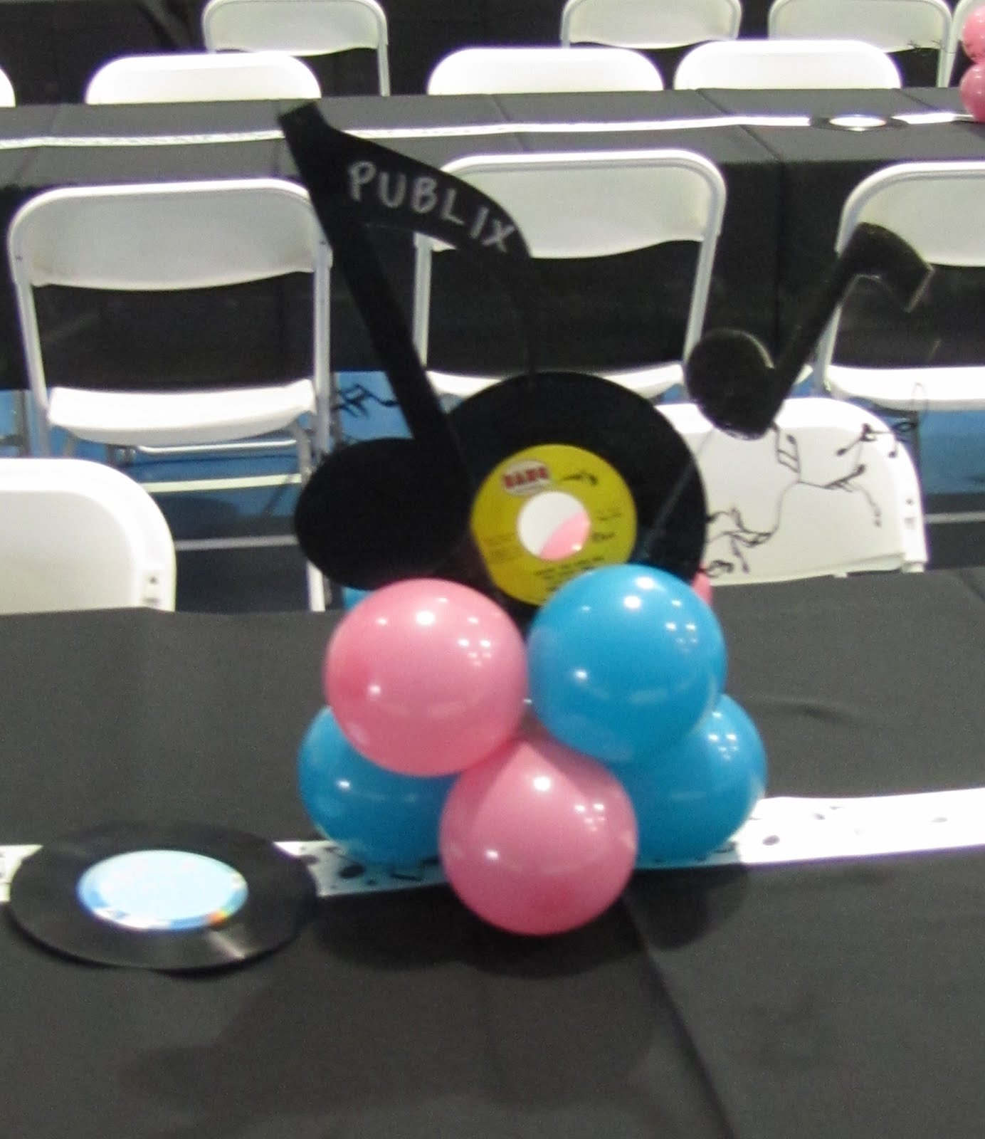 Party People Event Decorating Company 50s Theme