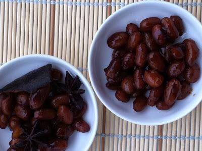 Đậu phộng hầm ngũ vị hương - Tuệ Lan