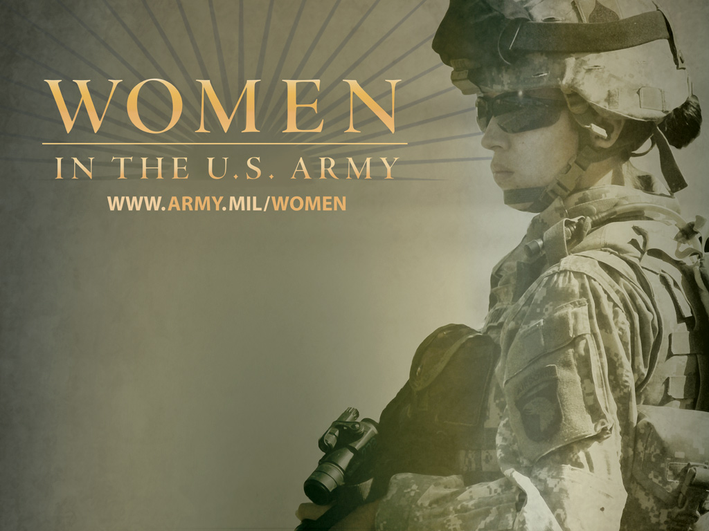 United States Ar...U.s. Army Women Quotes