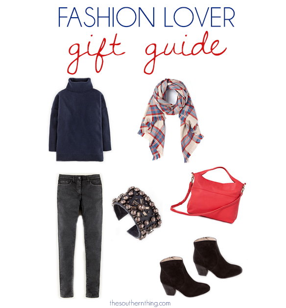 boden gift guide for fashion lovers