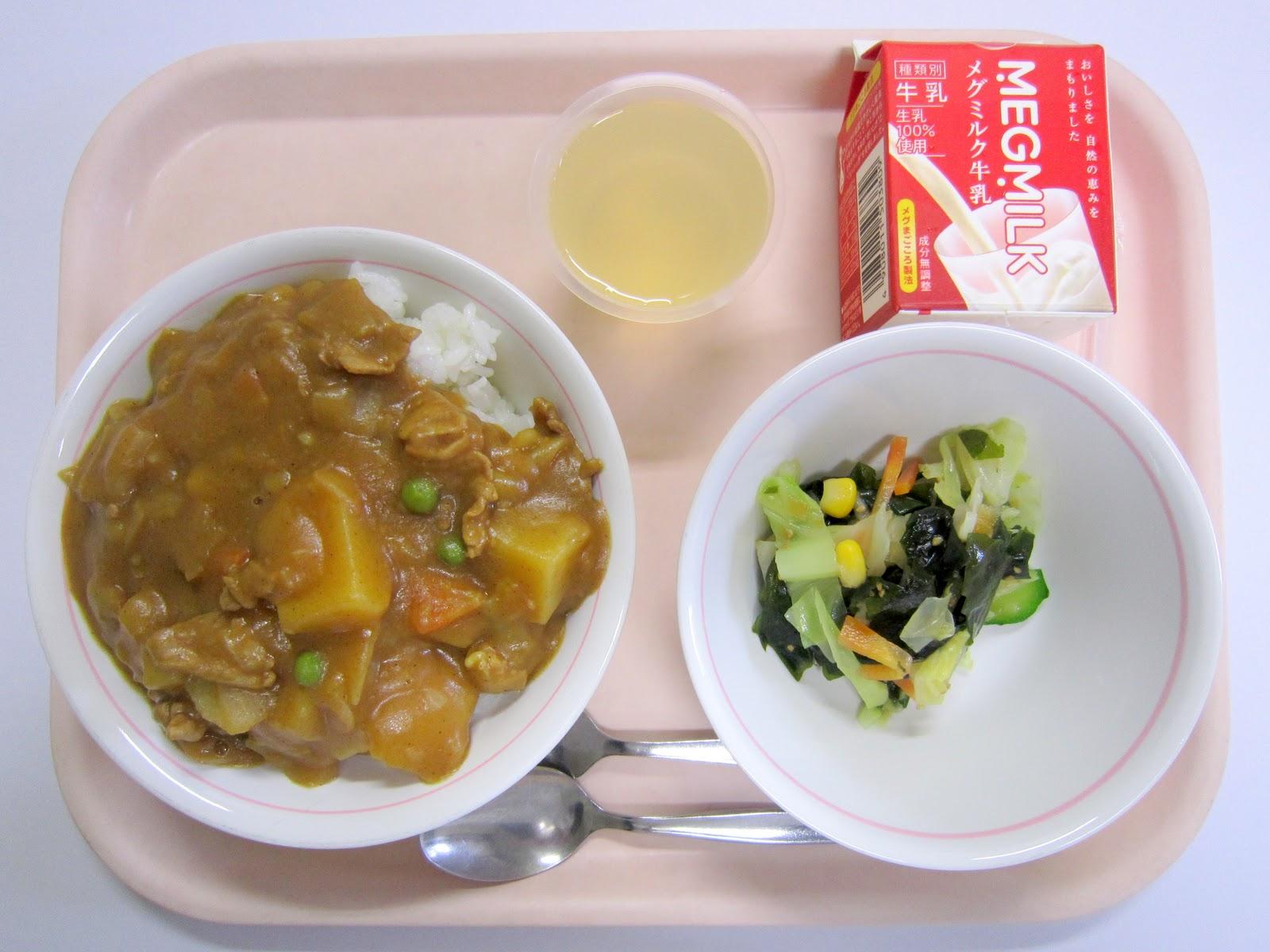 西伊興小学校ブログ: 12月9日(金)のおいしい給食 西伊興小学校ブロ...  12月9日(金)