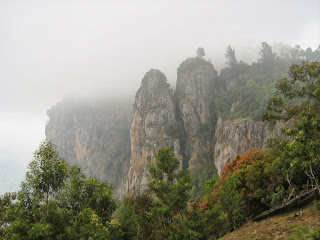 Kodaikanal Pillar rocks