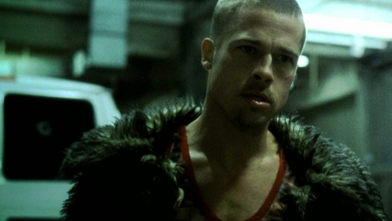 fight club brad pitt-tyler durden