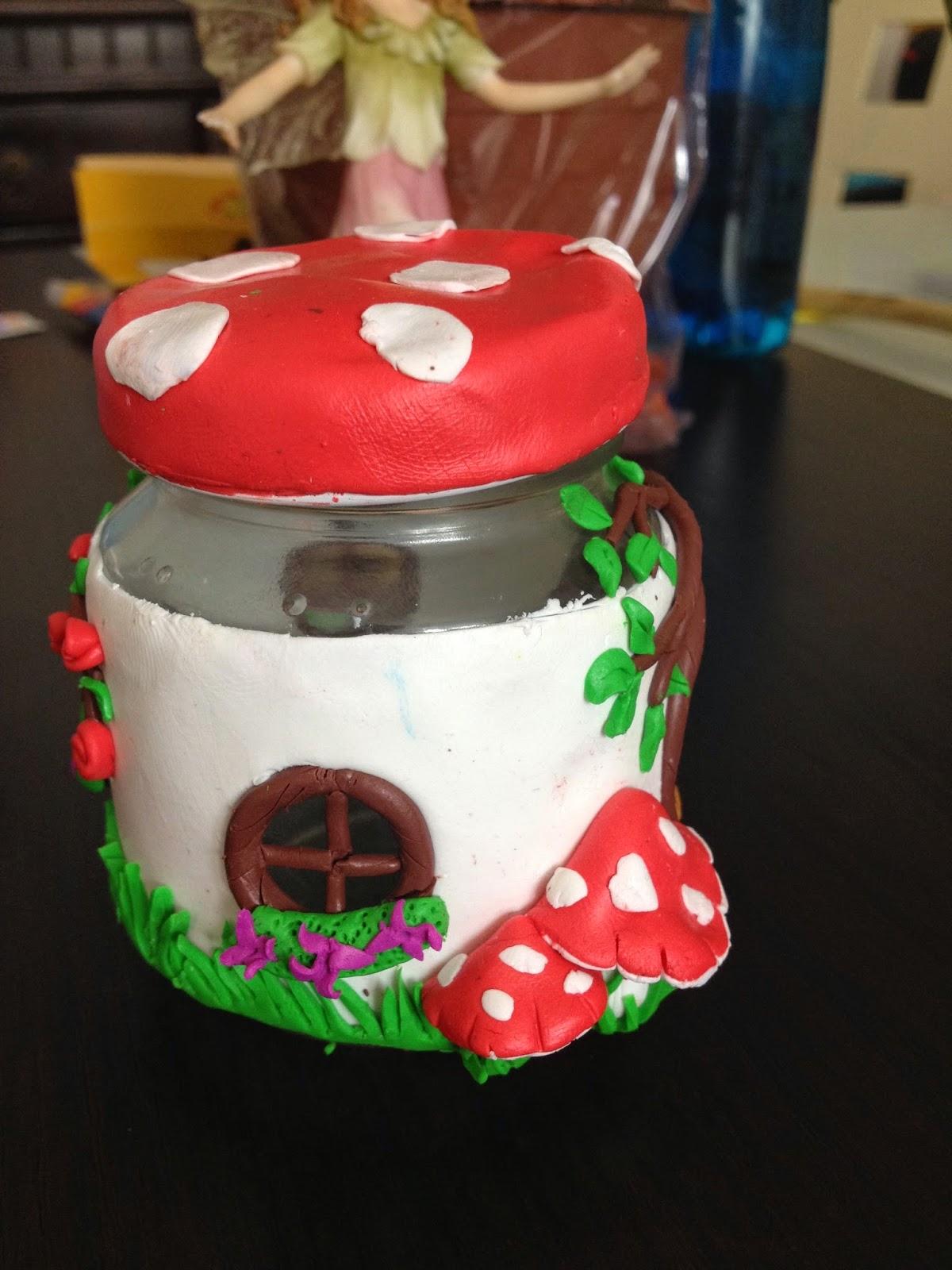 Extrêmement Les DIY de Fishounette : Candle holder en fimo NJ27