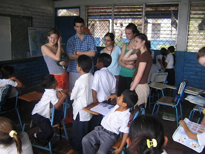 elementary education Nicaragua