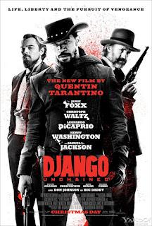 """Poster do filme """"Django Livre"""""""