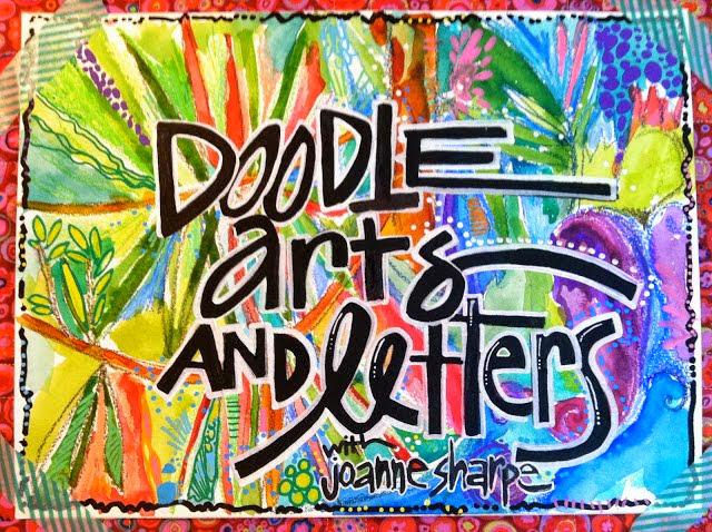 Joanne Sharpe/Doodle Art & Letters