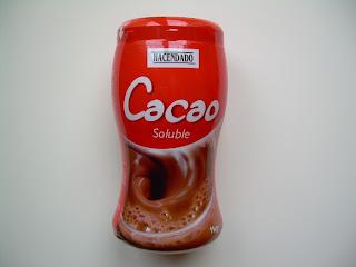 Cacao soluble HACENDADO (BlogMarcasBlancas.com)