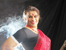 Ranjan Ramanayaka plays a female character - Kanchana