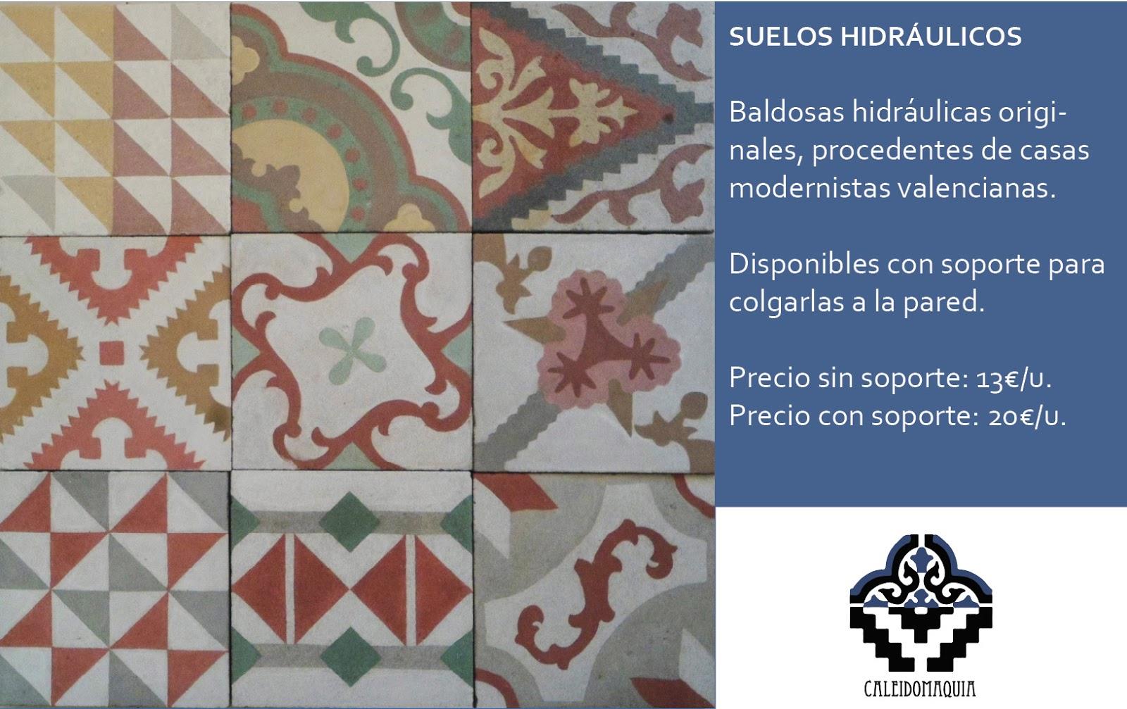Suelos hidr ulicos y azulejos caleidomaquia - Azulejos y suelos ...