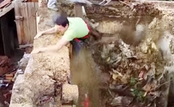 Demolition chainsaw FAIL