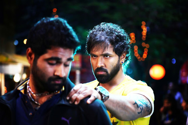 Vishnu's Dynamite Movie Latest Stills