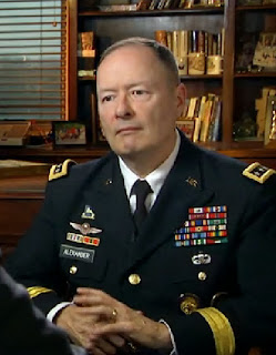 General Keith Alexander, NSA chief who lied to Congress