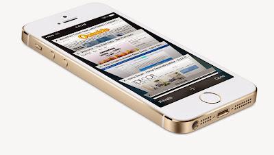 Spesifikasi Harga Apple iPhone 5S September 2014