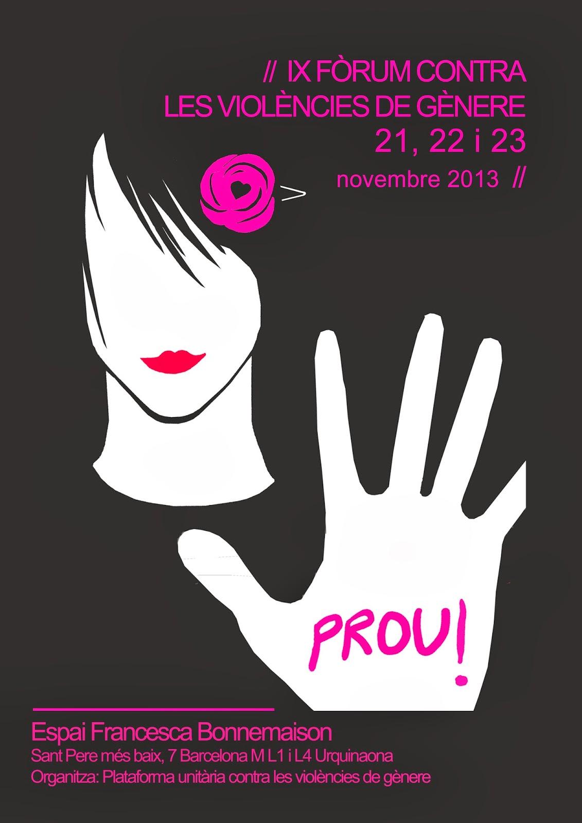 cartell pel fórum PCVG 2013 - Roser Pineda