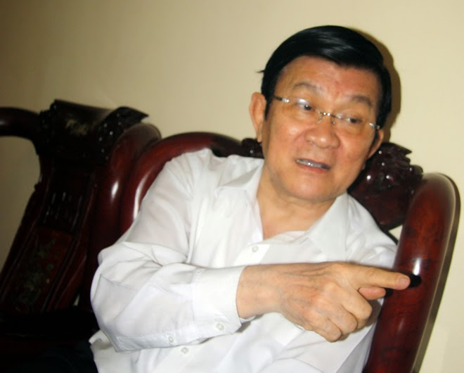 Chủ tịch nước Trương Tấn Sang thực sự có bao nhiêu căn nhà?