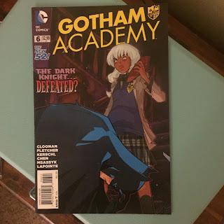 dc comics gotham academy