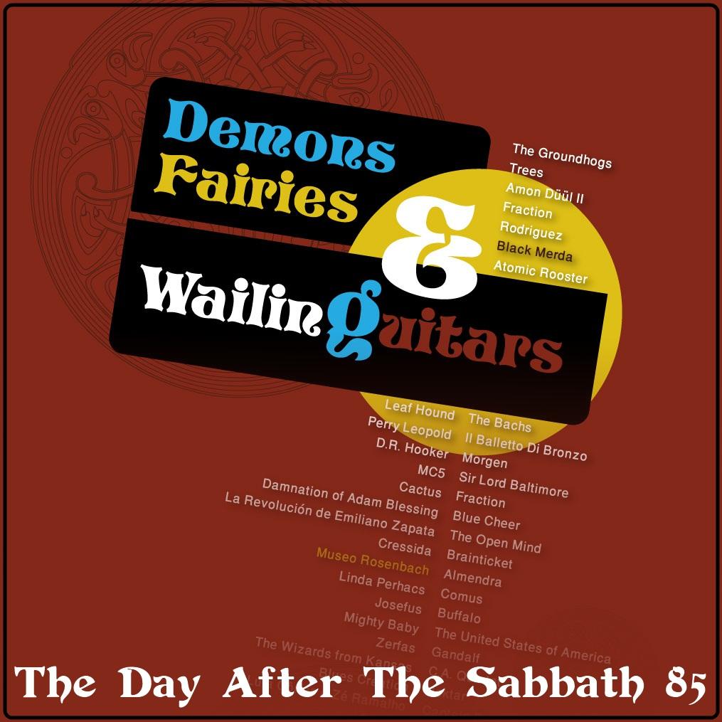The day after the sabbath the day after the sabbath 85 demons the day after the sabbath 85 demons fairies wailin guitars kristyandbryce Image collections