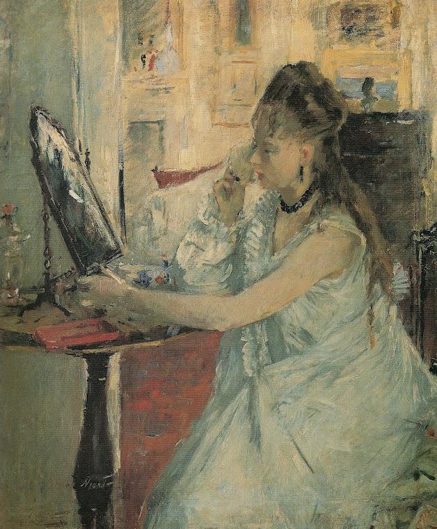 MORISOT,  Berthe  (1841-1895).