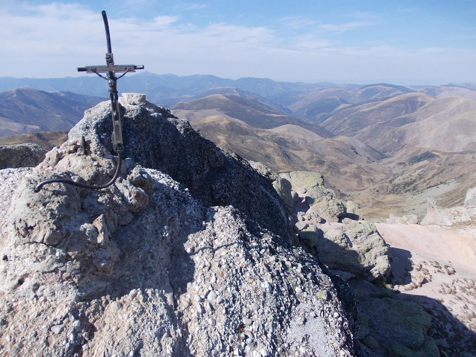Senderismo en Urbión. Cima de Urbión