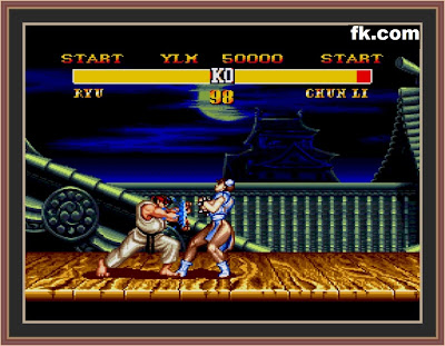 street fighter 2 player game free download