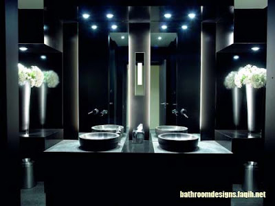 bathroom designs photo gallery 2-bathroom interior lighting