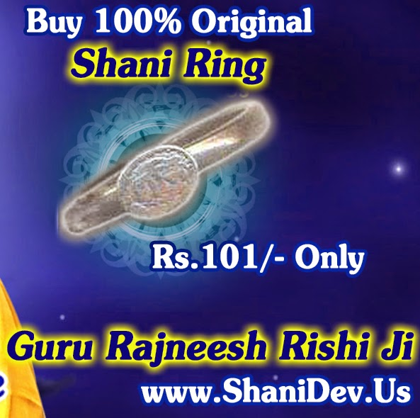 Iron Ring Shani Ring How To Wear It