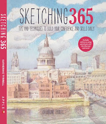"My Book ""Sketching 365"" (UK version)"