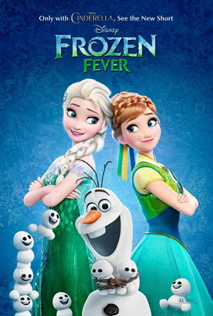 Nữ Hoàng Băng Giá Ngoại Truyện - Frozen Fever