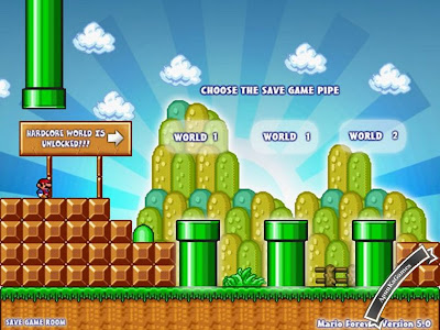 Mario Forever 5.0 Screenshots