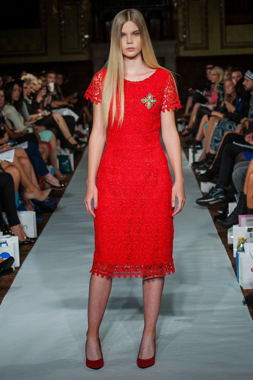 frumpy to funky: Omar Mansoor Spring/Summer 2015 - London Fashion Week