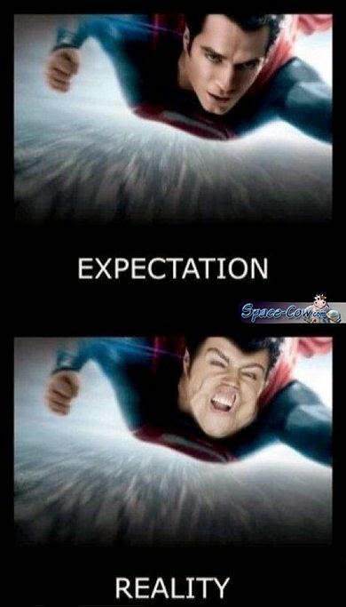 funny Superman humor pics