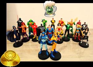 Acompanhe nossa coleção de miniaturas