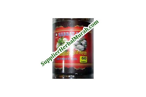 Extract Oil Habbasauda + Sirih Merah
