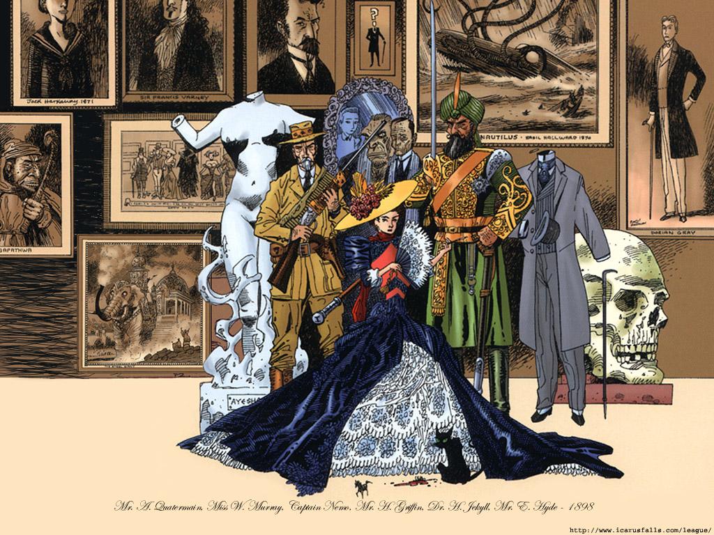 Freemasonry In Comic Books - Revisit