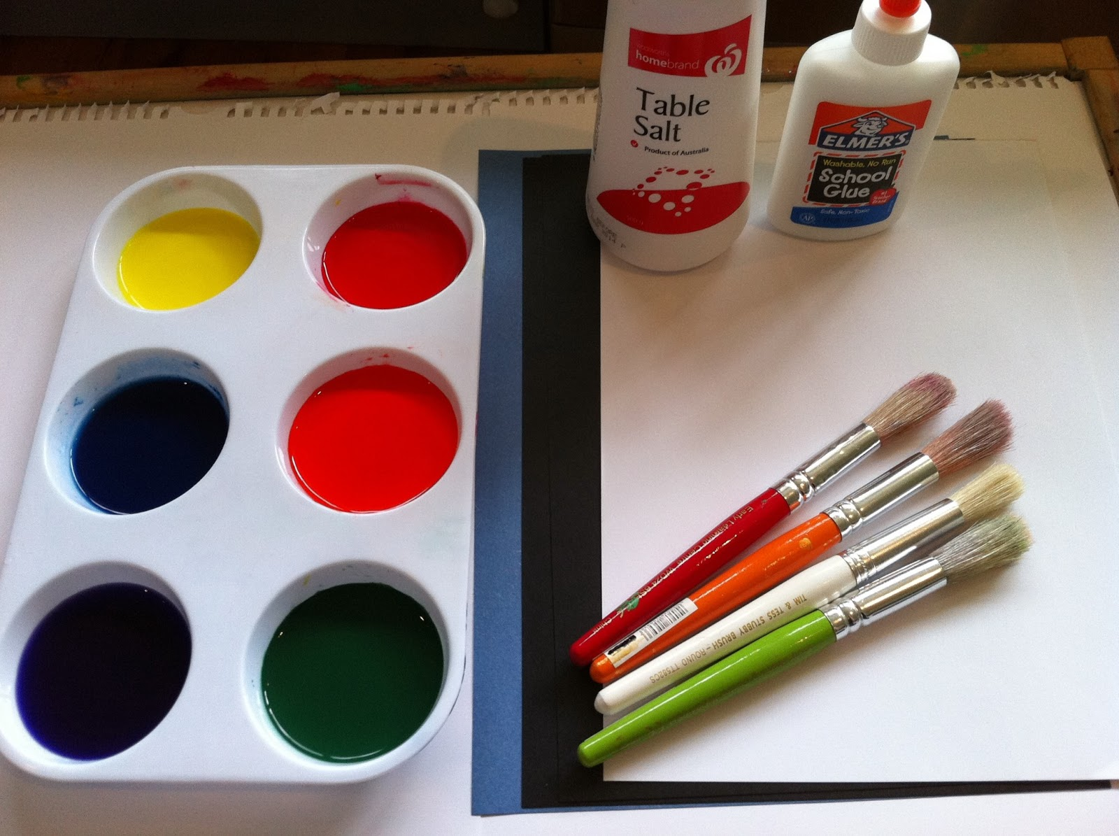 Paintbrushes That Can Be Used On Food