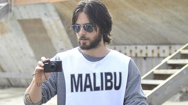 ARTS AND ENTERTAINMENT, Hollywood, Celebrity, Gossip, Latest Celebrity Gossip, Jared Leto's, thrill, seeking, thievery
